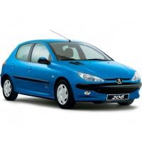 Peugeot 206 2006-2012