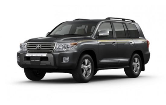 Бесштыревые доводчики дверей для Toyota LAND CRUISER 200 2008-2019