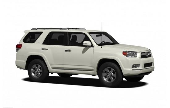 Бесштыревые доводчики дверей для Toyota 4 RUNNER 2009-2019