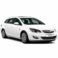 Opel Astra 2010-2012