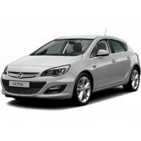 Opel Astra J 2012-2015