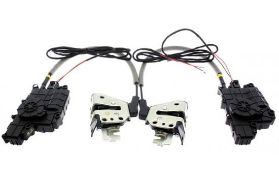 Бесштыревые доводчики дверей для Lexus RX 270/300/350/450h 2009-2020 (комплект на 2 двери)