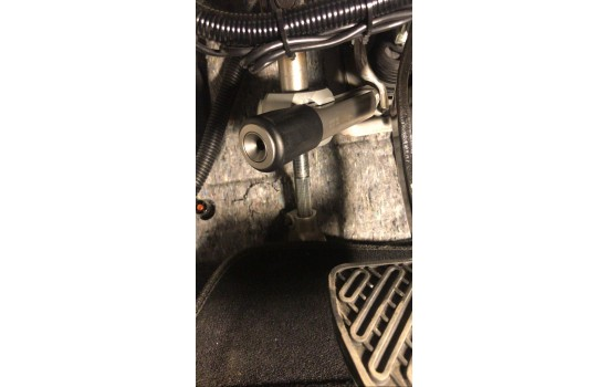 Блокиратор рулевого вала Гарант Блок для Nissan AD 2006-2020