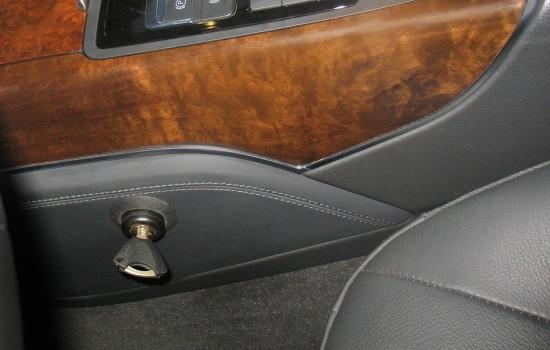 Бесштыревой блокиратор AКПП Гарант Консул для Audi A6 2010-2016