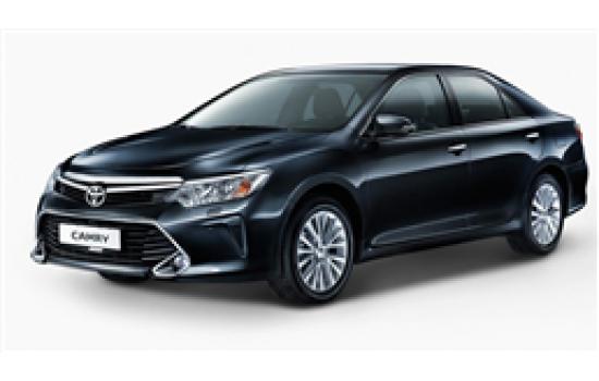 Бесштыревой блокиратор рулевого вала Гарант Форт для Toyota CAMRY 2016-2018 (с механической регулировкой рулевой колонки)
