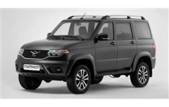 Блокиратор рулевого вала Гарант Блок для UAZ PATRIOT 2016-2020