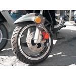 Гарант Мото - противоугонный замок для мотоциклов