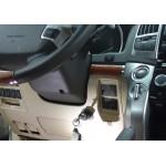 Бесштыревой блокиратор рулевого вала Гарант Форт для Lexus LX 570 (2009-2020)/LX 450D (2015-2020)