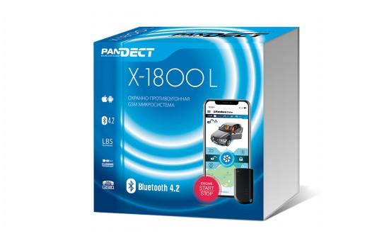 GSM-сигнализация Pandect X-1800L
