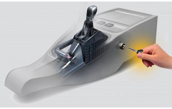 Бесштыревой блокиратор AКПП Гарант Консул для Audi A5 2007-2016